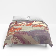 Fisher Fox Comforters