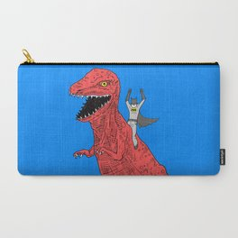 Dinosaur B Forever Carry-All Pouch