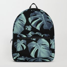 Tropical Monstera Pattern #5 #tropical #decor #art #society6 Backpack