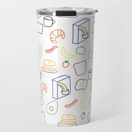 Breakfast Baby! Travel Mug