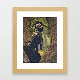 Land before Time Framed Art Print