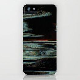 Self Portrait: Magnification iPhone Case