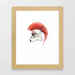 Storm the Trooper Framed Art Print