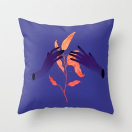 Solicitude Throw Pillow