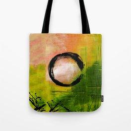 Enso No.MM13I by Kathy Morton Stanion Tote Bag
