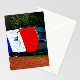 The Acadien Camper Stationery Cards