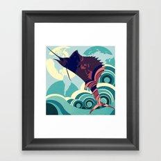 Seven Seas Explorer  Framed Art Print