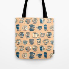 Coffee & Tea Tote Bag