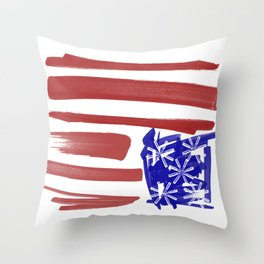 Inversion Throw Pillow