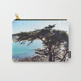 Overlooking Carmel By The Sea Carry-All Pouch