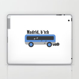 madrid , honey Laptop & iPad Skin