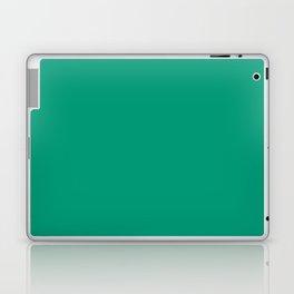 Emerald Green Laptop & iPad Skin