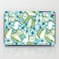 blossom iPad Cases featuring Blossom by Julia Badeeva