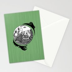 Contained  Stationery Cards