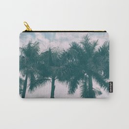 Palm Trees in tropical climate Carry-All Pouch