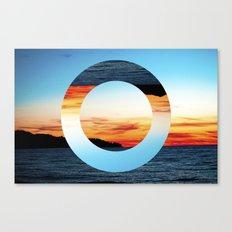 Decoy Geometry Canvas Print