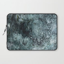 Green Pour Laptop Sleeve