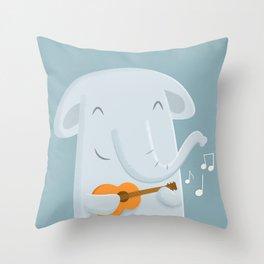 Nice song, E! Throw Pillow