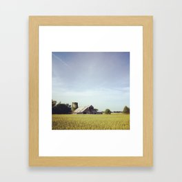 West Tennessee  Framed Art Print