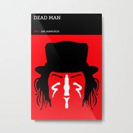 Dead Man Metal Print