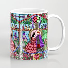 The Brothers Grimm - Snow White Coffee Mug