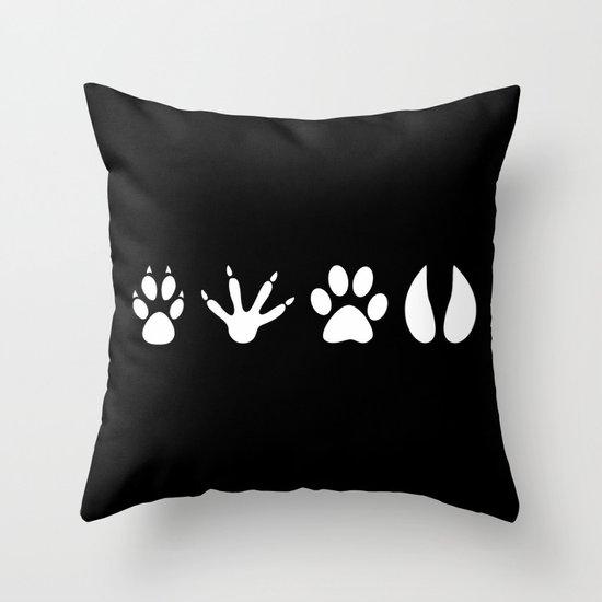 Messrs Throw Pillow