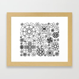 Bloomsiful Framed Art Print