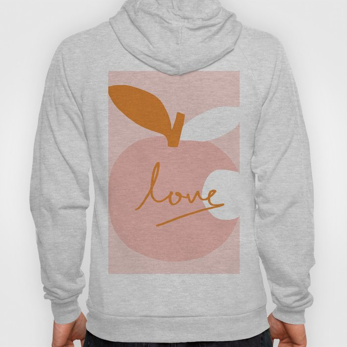 Abstraction_LOVE_BITE Hoody