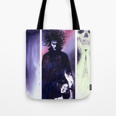 Sandman: Triptych Tote Bag