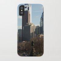philadelphia iPhone & iPod Cases featuring Philadelphia by Kristi Jacobsen Photography
