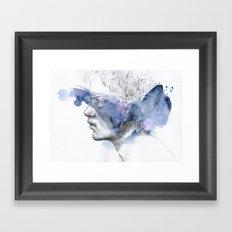 water show II Framed Art Print