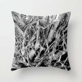 Brachial Throw Pillow