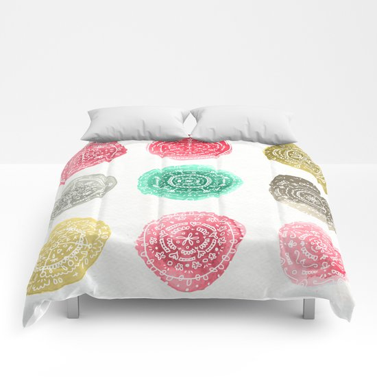 Crafty Stains Comforters