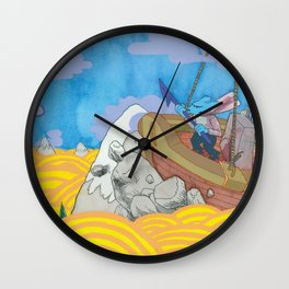 Chasing the Godhead Wall Clock