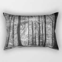 Beech Wood Sunrise Rectangular Pillow