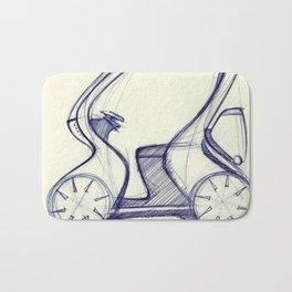 City Commuter 2030 Bath Mat