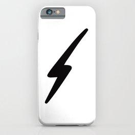 Lightening Bolt  iPhone Case