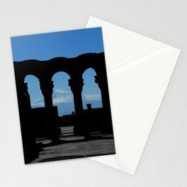 Zvartnots Temple - Vagharshapat, Armenia Stationery Cards