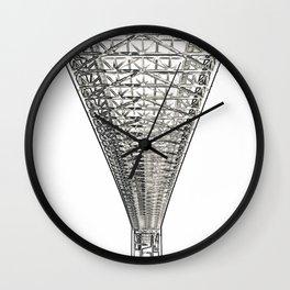 Architecture: Alvsborg Bridge Wall Clock