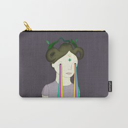 Self Portrait IV Carry-All Pouch
