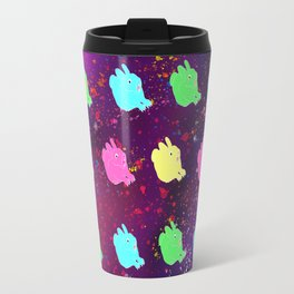 BUNNIES IN SPACE Travel Mug