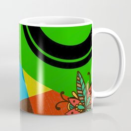 CrazyCollage Coffee Mug