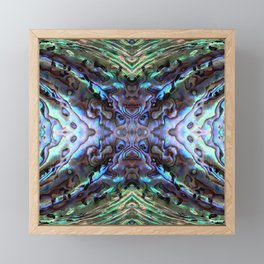 Abalone Framed Mini Art Print