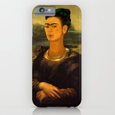 Frida Kahlo's Mona Lisa Slim Case iPhone 6s