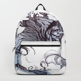The Witch's Captive Backpack