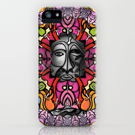 Face One iPhone Case
