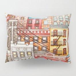 Brooklyn, New York Pillow Sham