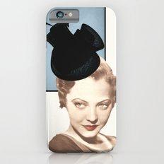 Hat Lady iPhone 6s Slim Case