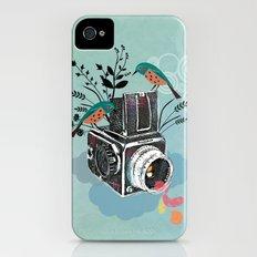 Vintage Camera Hasselblad iPhone (4, 4s) Slim Case