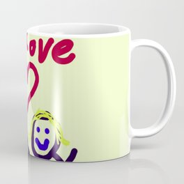 THE RELATIONSHIP,  A LOVE STORY Coffee Mug